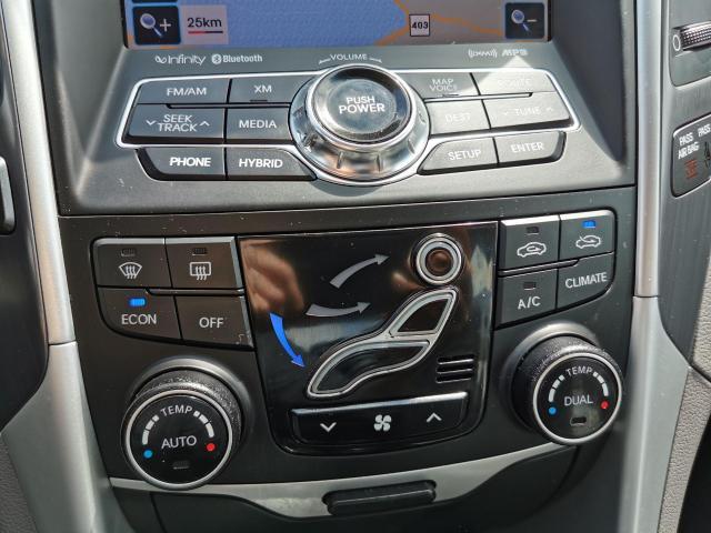 2011 Hyundai Sonata HEV w/Premium Photo20