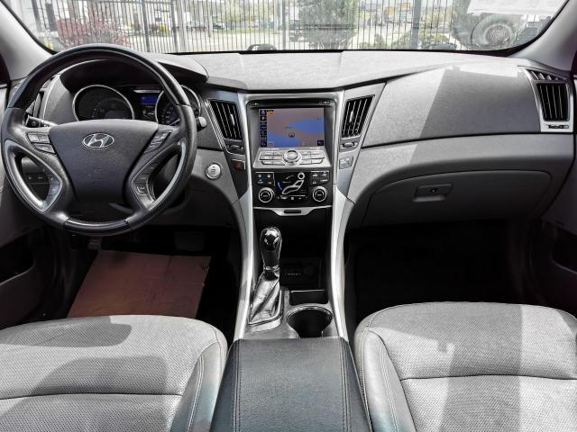 2011 Hyundai Sonata HEV w/Premium Photo28