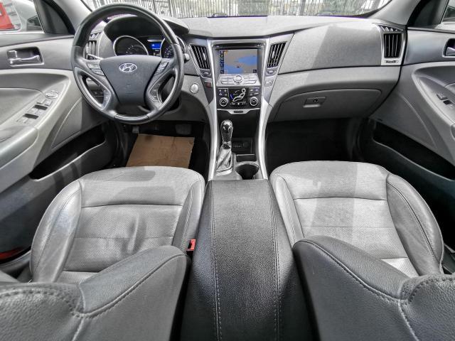 2011 Hyundai Sonata HEV w/Premium Photo29