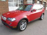 Photo of Red 2008 BMW X3