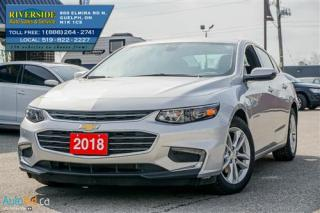 Used 2018 Chevrolet Malibu LT for sale in Guelph, ON