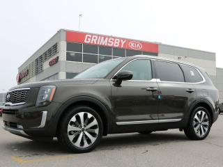 New 2020 Kia Telluride SX for sale in Grimsby, ON