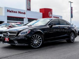 Used 2015 Mercedes-Benz CLS550 CLS|LOADED WITH LUXURY for sale in Burlington, ON