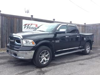 Used 2017 RAM 1500 Limited for sale in Stittsville, ON