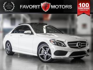 Used 2015 Mercedes-Benz C-Class 4MATIC® | NAVI | SUNROOF | BURMESTER AUDIO for sale in North York, ON