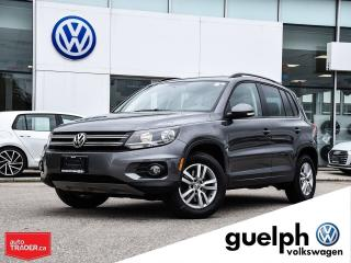 Used 2015 Volkswagen Tiguan 4Motion for sale in Guelph, ON