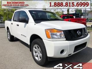 Used 2014 Nissan Titan for sale in Richmond, BC