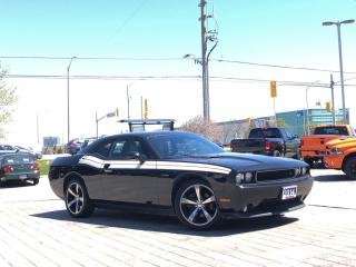 Used 2014 Dodge Challenger R/T for sale in Mississauga, ON