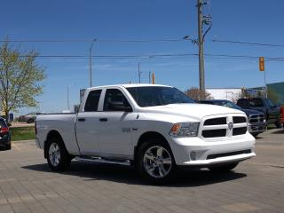 Used 2017 RAM 1500 Express**4X4**Quad CAB**Dual Exhaust**Hitch for sale in Mississauga, ON