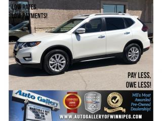Used 2018 Nissan Rogue SV *AWD/Bluetooth/Roof/Backup Cam for sale in Winnipeg, MB