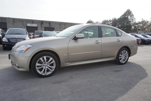 2008 Infiniti M 35X AWD SEDAN LUXURY PKGE *NO ACCIDENT*40 SERVICE RECORDS* BLUETOOTH SUNROOF LEATHER