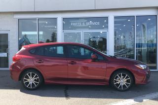 New 2019 Subaru Impreza 2.5i Sport for sale in Vernon, BC