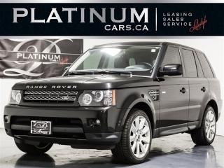 Used 2013 Land Rover Range Rover Sport HSE LUXURY, NAVI, CAM, SUNROOF, Heated Lthr for sale in Toronto, ON