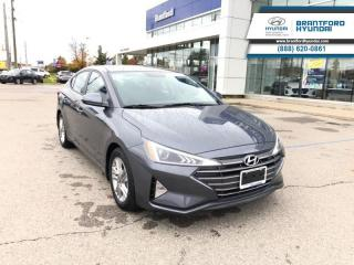 New 2019 Hyundai Elantra Sport AT  - Sunroof -  Leather Seats - $149.80 B/W for sale in Brantford, ON