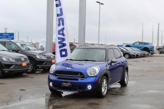 Used 2015 MINI Cooper Countryman Cooper S | AWD, Bi-Xenons & Sunroof! for sale in Whitby, ON