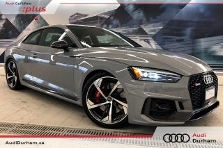 Used 2018 Audi RS 5 2.9 TFSI + Driver Assist | 360 Cam | Pano Roof for sale in Whitby, ON