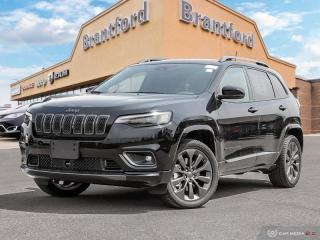 New 2019 Jeep Cherokee High Altitude  - Leather Seats - $273.87 B/W for sale in Brantford, ON
