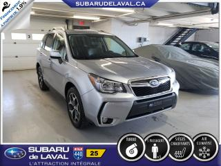 Used 2015 Subaru Forester 2.0XT Touring Awd ** Toit ouvrant ** for sale in Laval, QC