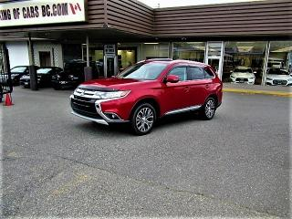 Used 2018 Mitsubishi Outlander AWD - LEATHER SEATS for sale in Langley, BC