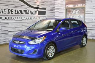 Used 2013 Hyundai Accent GL for sale in Laval, QC