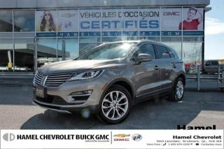Used 2017 Lincoln MKC Select for sale in St-Léonard, QC