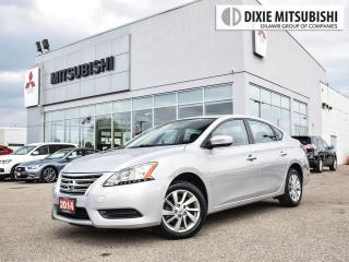 Used 2014 Nissan Sentra SV LUXURY | NAVIGATION | BACK-UP CAM for sale in Mississauga, ON