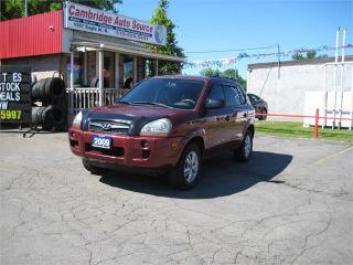 Used 2009 Hyundai Tucson GL for sale in Cambridge, ON
