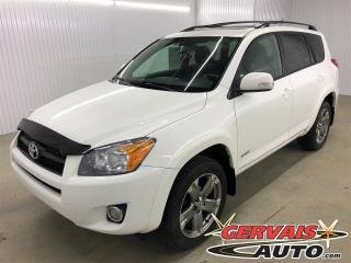 Used 2010 Toyota RAV4 Sport Awd Awd for sale in Trois-Rivières, QC