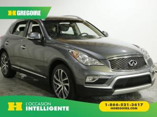 Used 2016 Infiniti QX50 AWD AC GR ELEC for sale in St-Léonard, QC