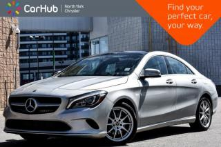 Used 2018 Mercedes-Benz CLA-Class 250|Smartphone.Tech,Illumination.Pkgs|Pano_Sunroof|GPS| for sale in Thornhill, ON