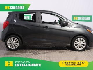 Used 2017 Chevrolet Spark LT A/C GR ELECT for sale in St-Léonard, QC