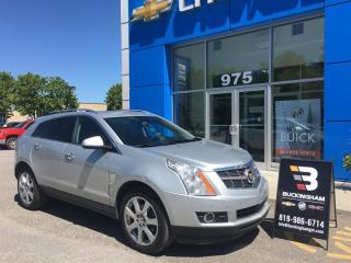 Used 2011 Cadillac SRX AWD V6 Luxury 1SB for sale in Gatineau, QC