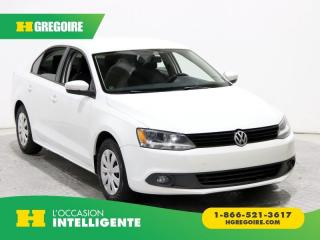 Used 2014 Volkswagen Jetta TRENDLINE+ A/C GR for sale in St-Léonard, QC