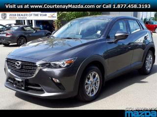 New 2019 Mazda CX-3 GS AWD at (2) for sale in Courtenay, BC