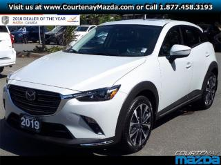 New 2019 Mazda CX-3 GT AWD at (2) for sale in Courtenay, BC