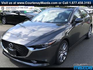 New 2019 Mazda MAZDA3 GT at AWD for sale in Courtenay, BC