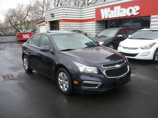 Used 2016 Chevrolet Cruze 1LT Auto Sunroof for sale in Ottawa, ON
