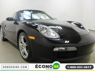 Used 2007 Porsche Boxster 2.7 5 VIT for sale in St-Léonard, QC