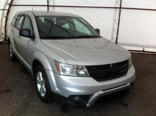 Used 2014 Dodge Journey CVP/SE Plus BLUETOOTH HANDSFREE, ALUMINUM WHEELS, PROXIMITY ENTRY for sale in Ottawa, ON
