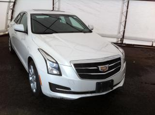 Used 2016 Cadillac ATS 2.0L Turbo for sale in Ottawa, ON
