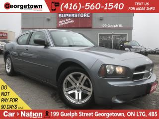 Used 2006 Dodge Charger SXT | CLEAN CARFAX | LEATHER | ROOF | AS IS for sale in Georgetown, ON