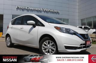 Used 2018 Nissan Versa Note for sale in Toronto, ON
