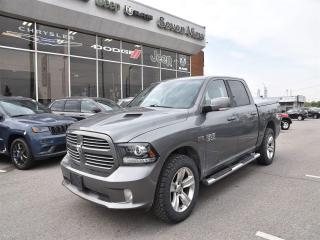Used 2013 RAM 1500 Sport NAVI/LEATHER/SUNROOF/SPORT HOOD for sale in Concord, ON