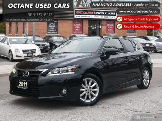 Used 2011 Lexus CT 200h 1 Owner! Hybrid! for sale in Scarborough, ON