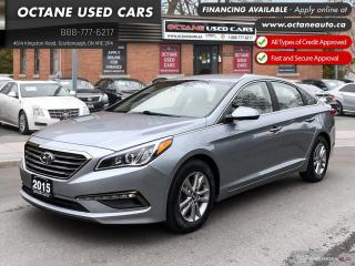 Used 2015 Hyundai Sonata GL B.UP Cam! Ontario Car! for sale in Scarborough, ON