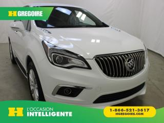 Used 2017 Buick Envision Preferred AWD for sale in St-Léonard, QC