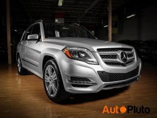 Used 2015 Mercedes-Benz GLK-Class 4MATIC 4DR GLK 250 BLUETEC for sale in Toronto, ON