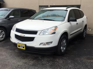 Used 2011 Chevrolet Traverse AWD 4dr LS for sale in Scarborough, ON