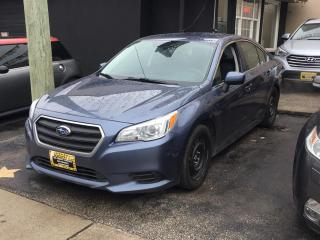 Used 2016 Subaru Legacy 4DR SDN CVT 2.5I for sale in Scarborough, ON