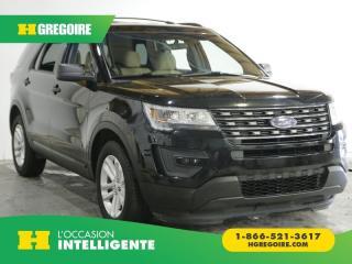 Used 2017 Ford Explorer AC GR ELEC CAMÉRA for sale in St-Léonard, QC